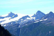 Free Alaska Mountains Royalty Free Stock Photos - 3296958