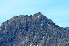 Free Alaska Mountains Royalty Free Stock Images - 3296969