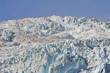 Free Alaska Glacier Field Royalty Free Stock Photography - 3296977