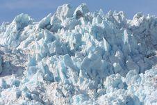 Free Alaska Glacier Field Stock Image - 3297021