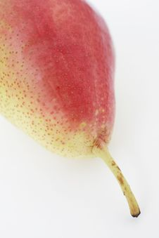 Free A Ripe Pear Stock Photos - 3298093