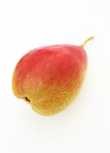 Free A Ripe Pear Stock Photos - 3298133