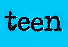 Free Teen Sign Stock Images - 3298304