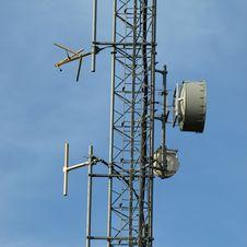 Free Antenna, Royalty Free Stock Photos - 3298698