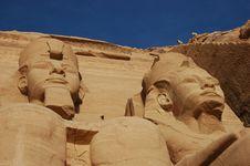 Free Abu Simbel Stock Images - 3299624