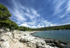 Free Beautiful Beach Stock Photo - 3299830