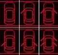 Free Icons Car Door Stock Photo - 32968720