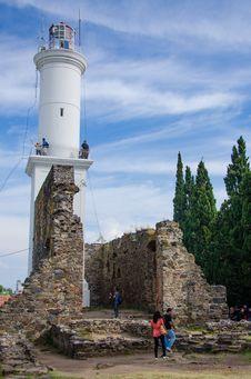 Free Lighthouse Royalty Free Stock Image - 32967526