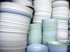 Free Many Dishes Stock Photos - 32968373