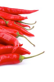 Free Chili Peppers Stock Image - 32976261
