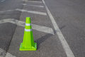 Free Traffic Cones Royalty Free Stock Photography - 32984127