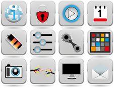 Free Icon Stock Photos - 32984463