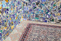 Free Traditional Mosaic And Carpet In Tunis Stock Images - 32997994