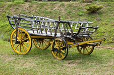 Free Old Carriage Stock Photography - 32991882