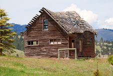Free The Old Barn Stock Image - 32992271