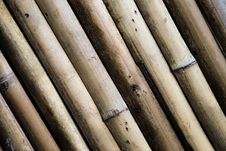 Free Brown Bamboo Royalty Free Stock Image - 32993456