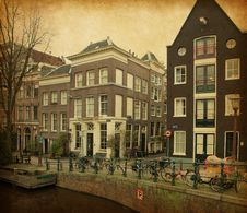 Free Amsterdam Royalty Free Stock Image - 32993566
