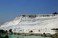 Free Pamukkale, Turkey Stock Images - 32996264