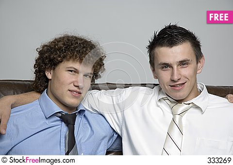 Free Boys / Partnership Royalty Free Stock Images - 333269