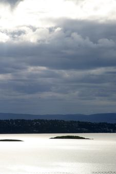 Free Oslo Fjord Royalty Free Stock Photography - 331017