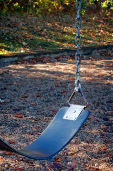 Free Lonely Swing Stock Photos - 331783