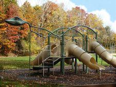 Free Playground Plesiosaur Stock Image - 332731