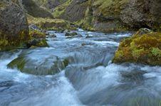 Free Mountain River Royalty Free Stock Photos - 333238