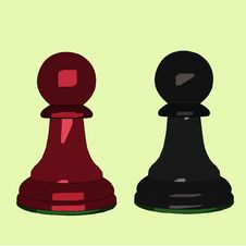 Free Pawn Chess Piece Royalty Free Stock Photography - 333557