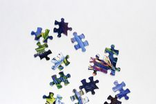 Free Puzzle Royalty Free Stock Image - 335006