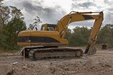 Free Excavator Stock Photo - 335800
