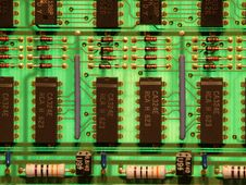Free Circuit Board Stock Image - 336491