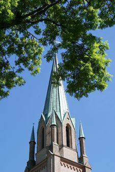Free Fredrikstad Domkirke Stock Images - 336684