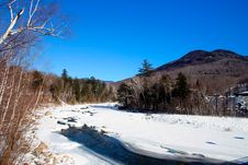 Free New England Winter Stock Photography - 337292