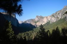 Free Yosemite Valley Royalty Free Stock Photos - 338038