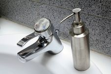 Free Faucet Stock Photography - 339212
