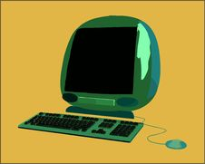Free Computer Illustration Stock Image - 339771