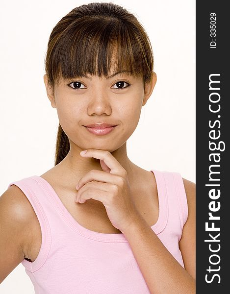 Asian In Pink 12