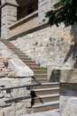 Free Stone Stairs Royalty Free Stock Images - 3305429