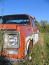 Free Abandoned Truck Stock Image - 3308251