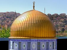 Free Mosque Dome Royalty Free Stock Photo - 3300155