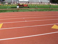 Free Track Lanes Stock Photography - 3300802