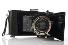 Free Medium Format Camera Royalty Free Stock Photos - 3300868