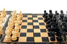 Free Chess Table 2 Stock Photos - 3303373
