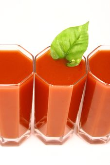 Free Tomato Juice Stock Photo - 3303490