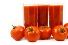 Free Tomato Juice Stock Images - 3303504