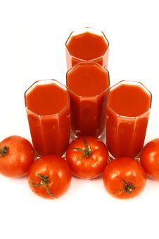 Free Tomato Juice Royalty Free Stock Images - 3303549