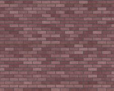 Dark Brick Background Royalty Free Stock Image
