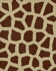 Free Giraffe Medium Spots Short Fur Royalty Free Stock Photography - 3305477