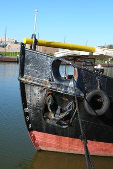Free Ship Bow Royalty Free Stock Photo - 3306015
