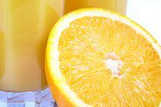 Free Juice Orange Stock Image - 3306231